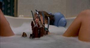 Freddy in the Tub
