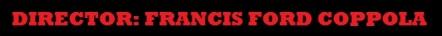 Bram Stoker's Dracula Director Banner
