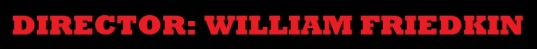 Exorcist Director Banner